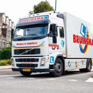 Zelf vrachtwagen rijden - Lelystad