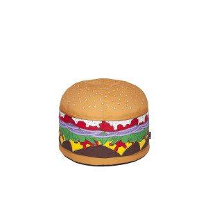 """Zitzak """"Hamburger"""" - leuk gadget voor de kinderkamer"""