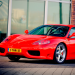 Ferrari rijden 20 of 30 minuten