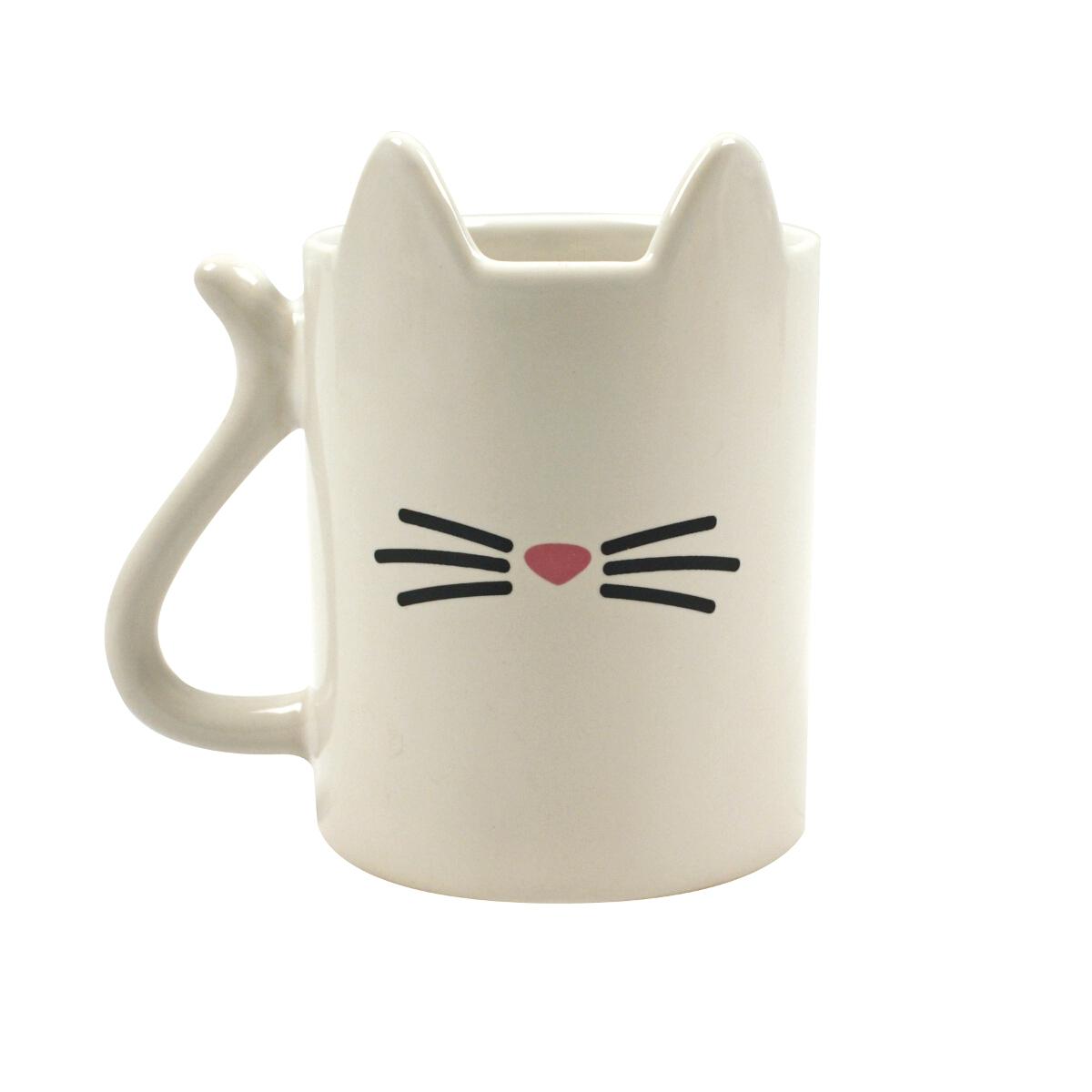 Afbeelding Mok - Cat Face door YourSurprise.nl