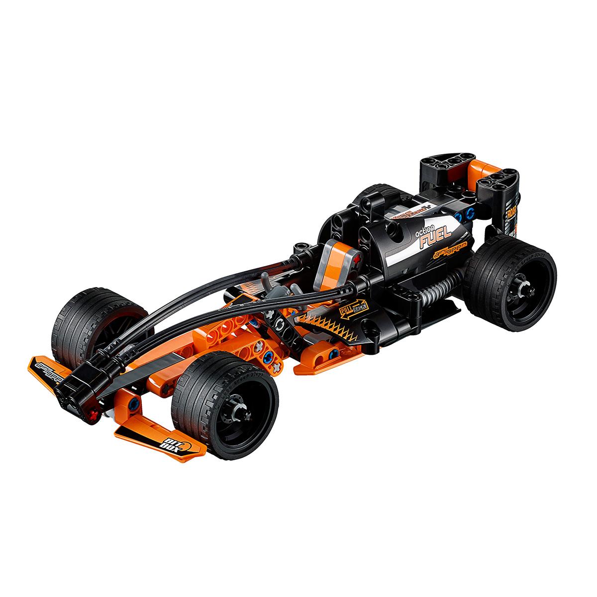 LEGO Technic zwarte racewagen 42026