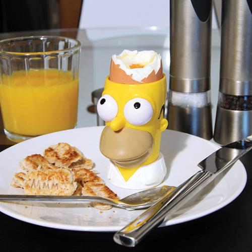 The Simpsons eierdop & Toast stempel-snijder