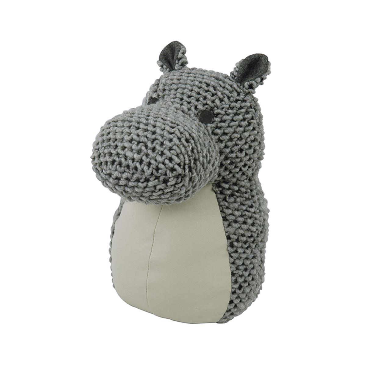 the ZOO Rocky Hippo Boekensteun Nijlpaard